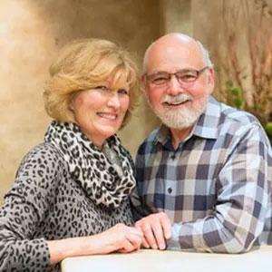 Pastor Mike and Trisha