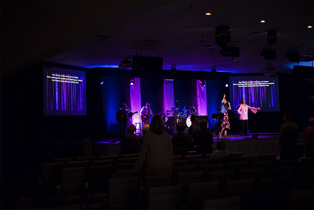 Worship Experience Team